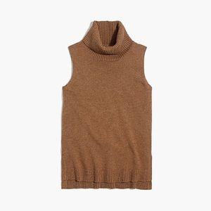 J.Crew Turtleneck Sweater Tank Top